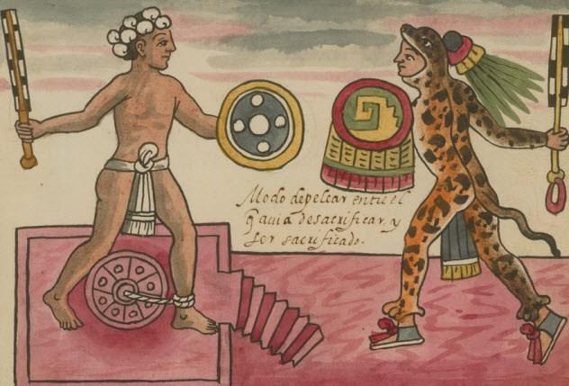 ritual pengorbanan nyawa manusia di suku aztec