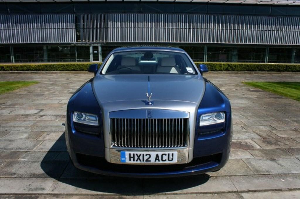 Rolls Royce Ghost 4WD HD Photos