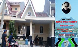 Rp.670 Jt Dijual Rumah Siap Huni Sudag Renovasi Di Vcitoria Sentul City (code:302)