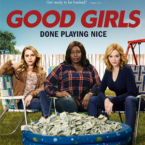 Poster da série Good Girls