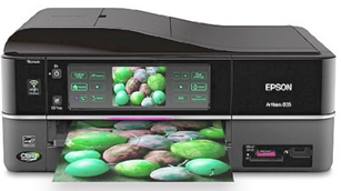 Epson Artisan 835 Driver Download