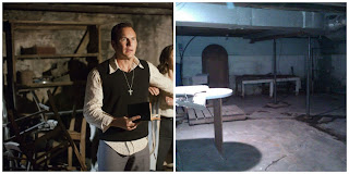 A Haunting in Grand Ledge: The Conjuring Comparison