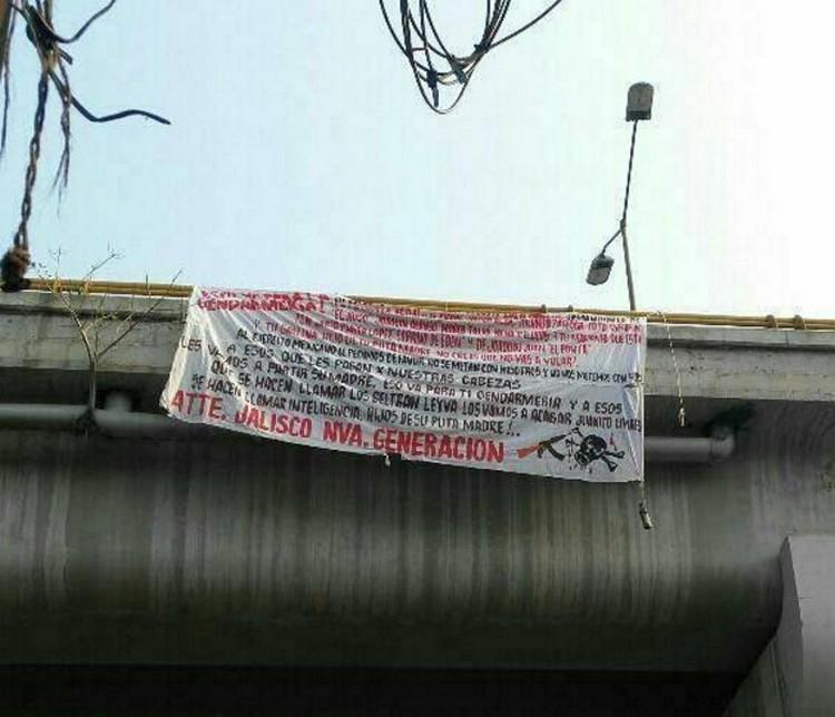 CJNG anuncia cacería de elementos Federales en Acapulco