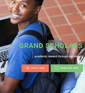 How to Apply For 2017 Grand Scholars Scholarship/cbt Contest [Win N250,000, N150,000, N80,000 Respectively]