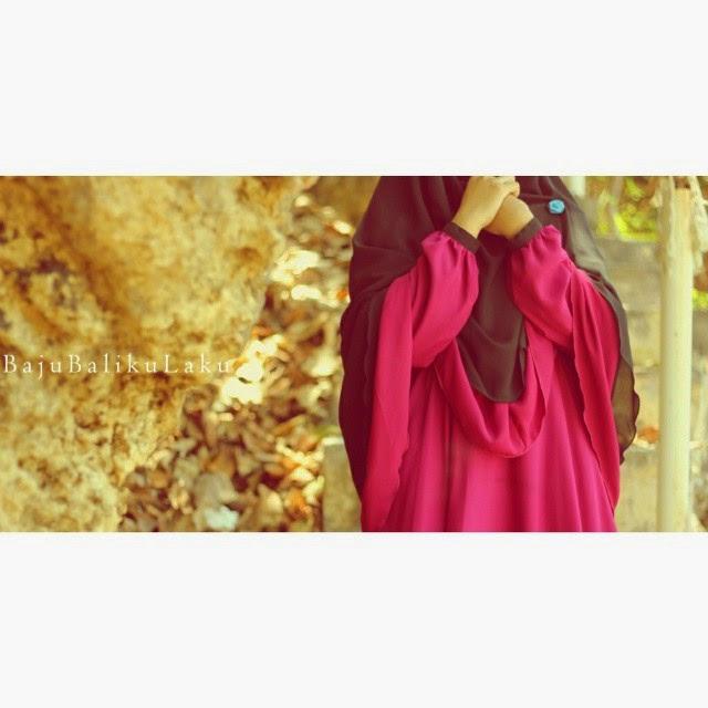 hijab syari baju baliku laku