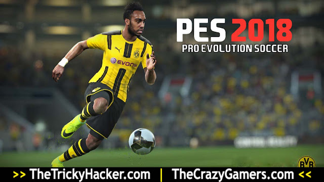 Pro Evolution Soccer 2018 Free Download PC
