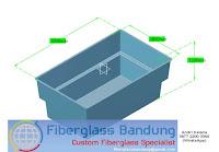 gambar desain bak fiberglass