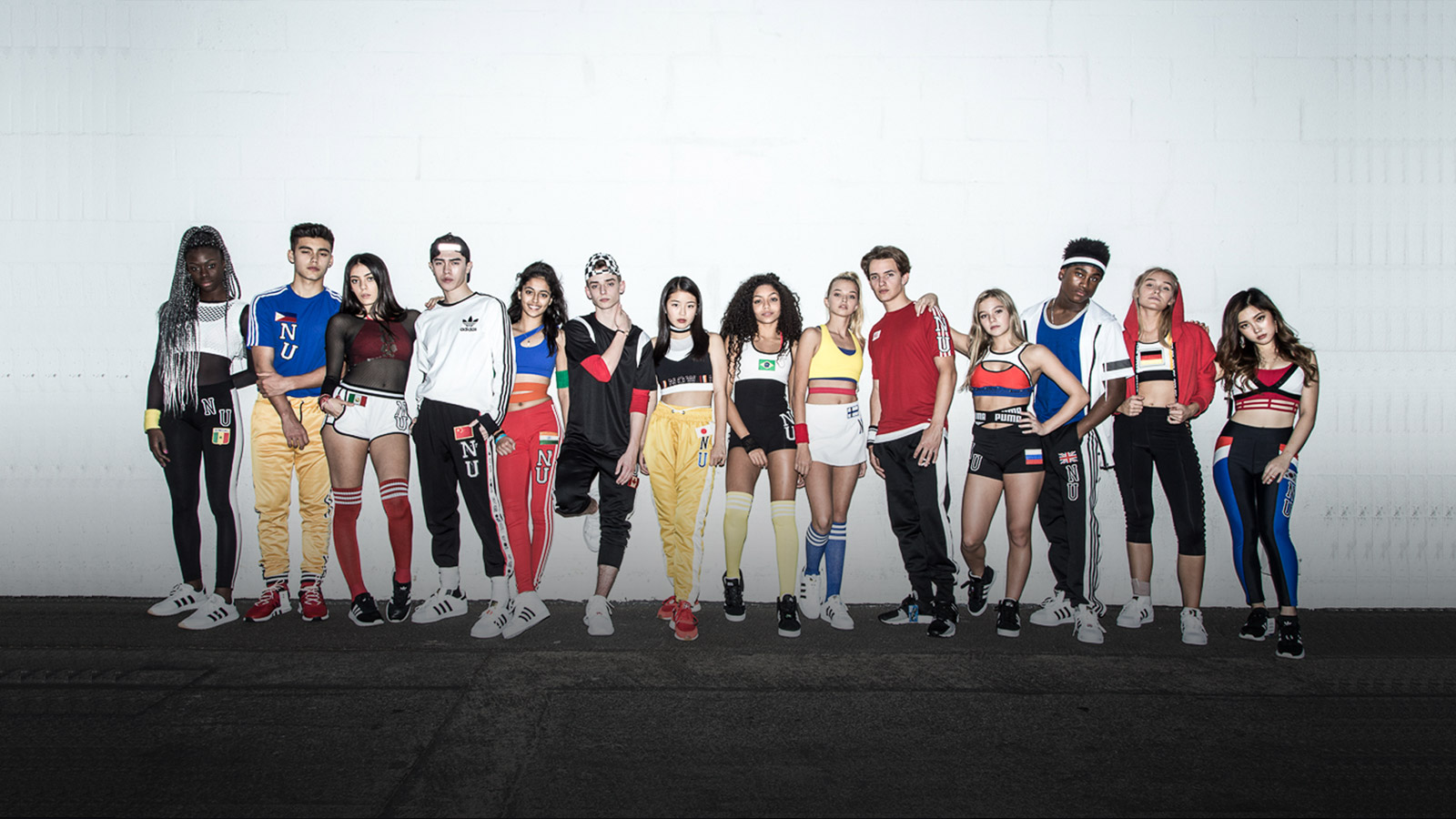 Now United Members Profile And Facts Now United Uniters Brasil