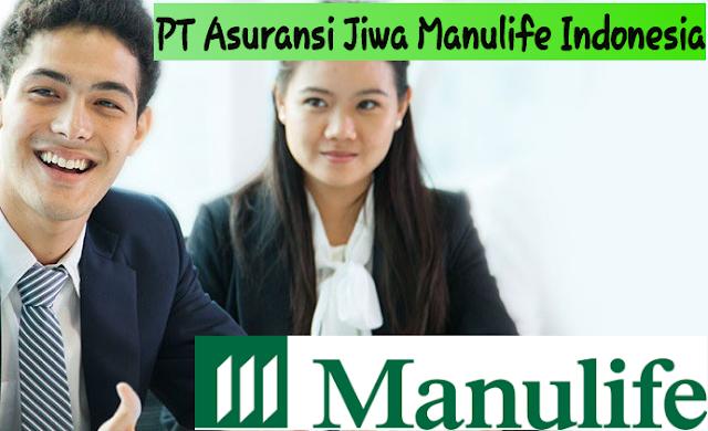 Lowongan Kerja PT Asuransi Jiwa Manulife Indonesia (Manulife Indonesia) Agustus 2017
