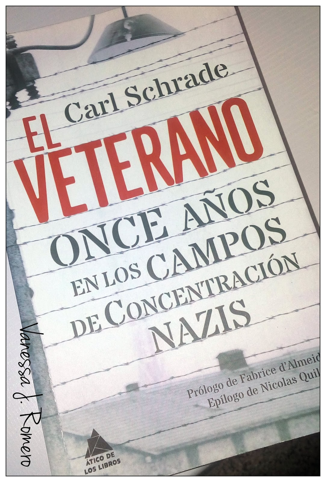 Libros Sobre Campos De Concentracion Nazis My World Between Books N Other Things Reseña87 El