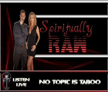 I was a guest on Spiritually Raw!