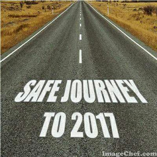 Safe journey to 2017