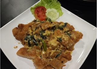 Ayam daun kemangi