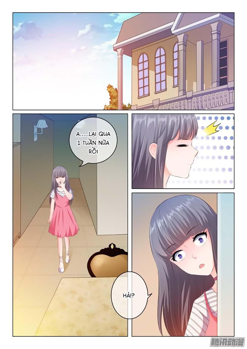 Băng Sơn Thủ Tế Chap 58 - Trang 8