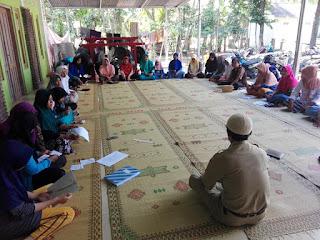 Pembinaan Posyandu dan Kegiatan Tribina Kampung KB Gumulan
