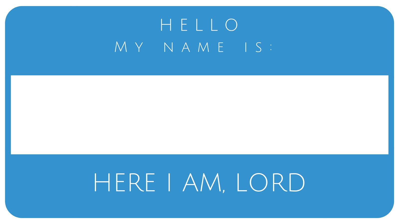 "Name Calling: Nikos: Sermon (Jan. 14) By Rev. Robert McDowell ""Name Calling"""