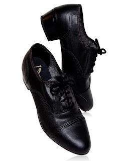 sapato masculino dança de salão preto sapatos de dança
