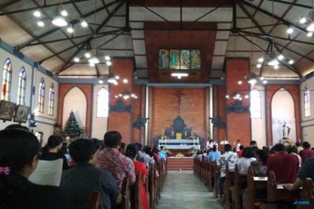 3 Gereja Kota Jambi Disegel, Ini Kronologis dan Alasannya