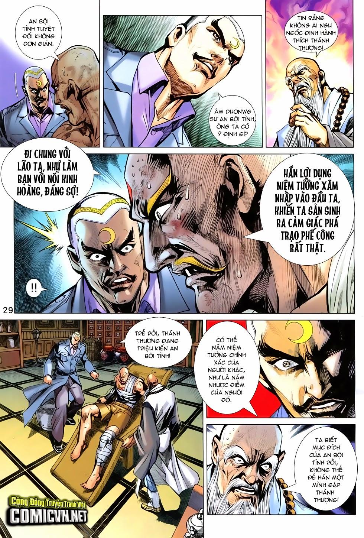 Tân Tác Long Hổ Môn Chap 744 page 29 - Truyentranhaz.net