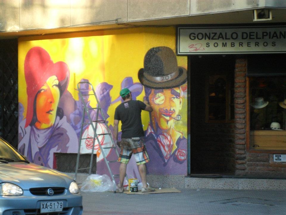 95e84ad570bc6 Sombreros Gonzalo del Piano. Publicado 3rd November 2011 por jamberta