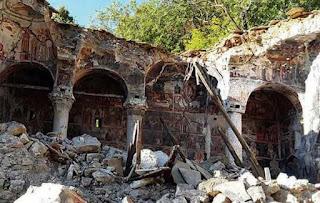 Απροστάτευτα τα Ελληνορθόδοξα μνημεία στην Αλβανία