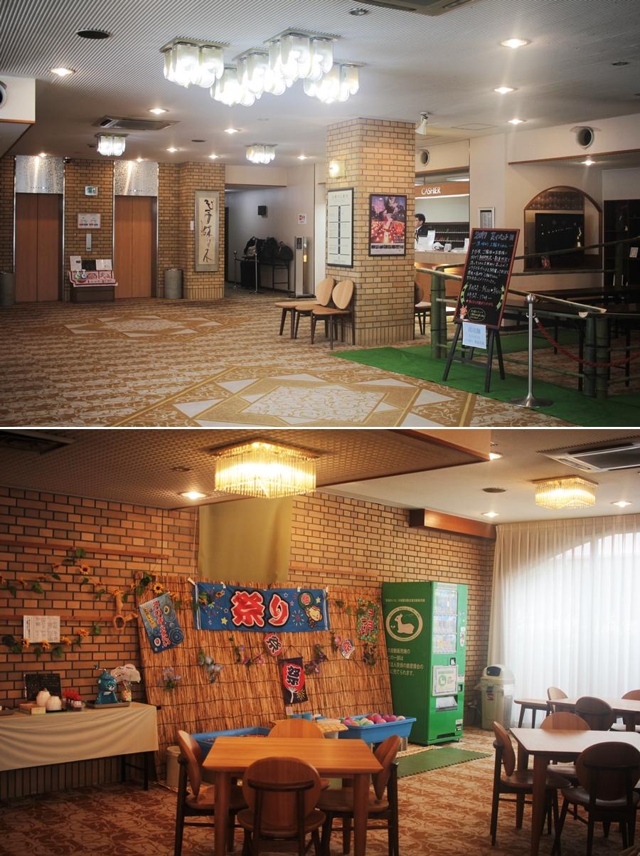 lobby nara hotel sunroute