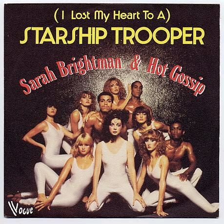 I Lost My Heart to a Starship Trooper - YouTube