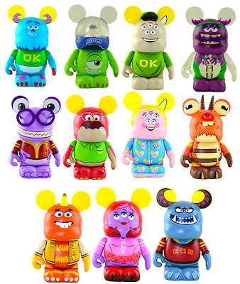 Monsters University Vinylmation Artist Signing And Release