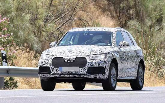 2018 Audi Q5 Redesign and Release Date Rumors