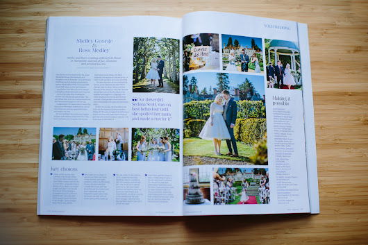 Nisha Haq Photography: Featured in Dorset, Wiltshire & Hampshire Bride Magazine 2018 issue!