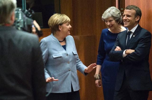 Γερμανικό «Ράιχ» ή απαρχή μιας στρατηγικής υποχώρησης;