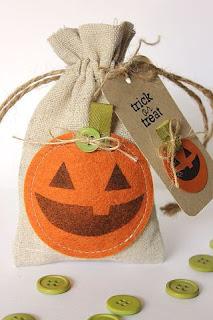 sacchetto per halloween