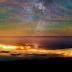 Imagem do céu Açores é considerada foto do dia da NASA !