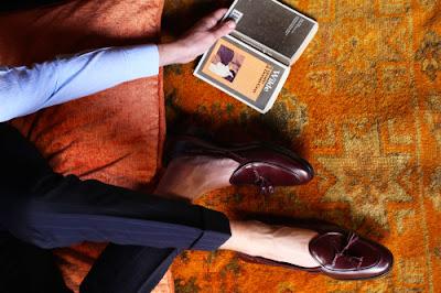 tendencia en zapatos de hombre