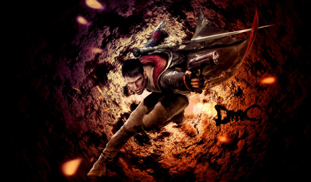 Dmc Devil May Cry Wallpaper All Hd Wallpapers Gallery