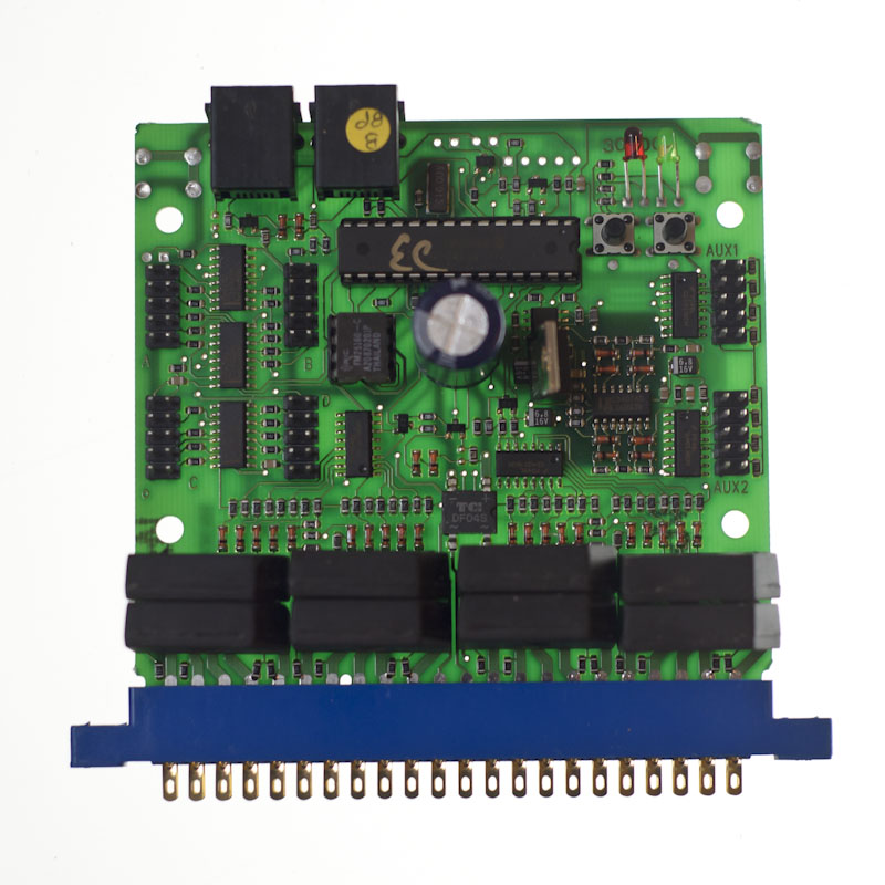 N-Scale For Sale: Digitrax® BDL16 Occupancy Detector