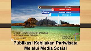 Sumber Publikasi Resmi dari Kementerian Pariwisata