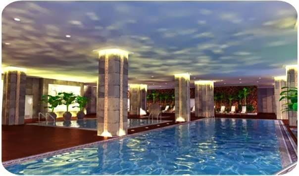 Bể bơi trong nhà Thăng Long Number One