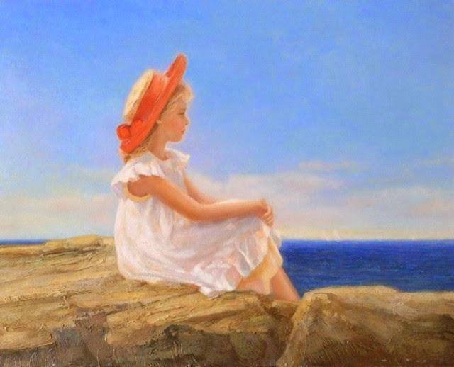Украинский художник. Andriy Markiv