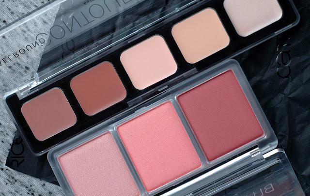 Catrice Neuheiten Creme Kontur Palette und Blush Palette