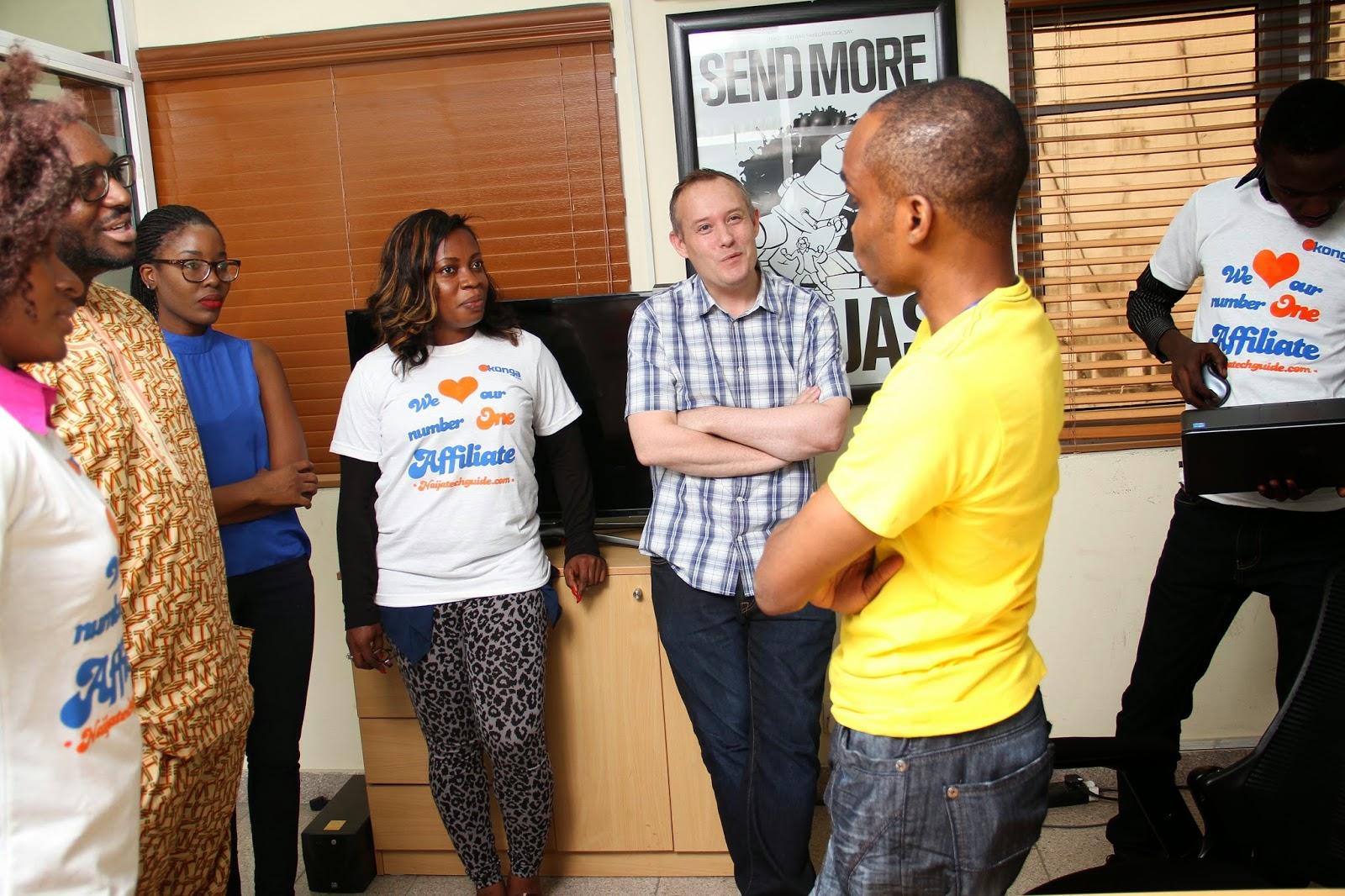 Konga Rewards Best Performing Affiliate & its NaijaTechGuide