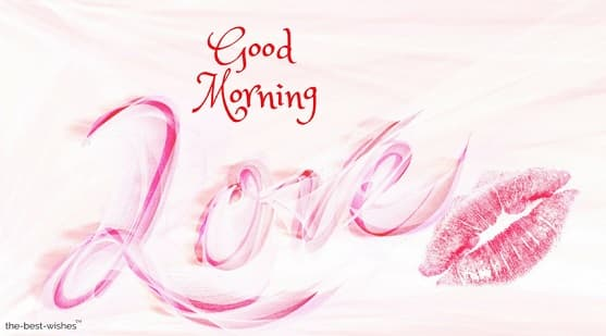 amazing photo of good morning with love