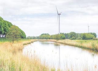 Foto cover Themanummer Landschap over ecologische riviernetwerken. Bron: www.landschap.nl