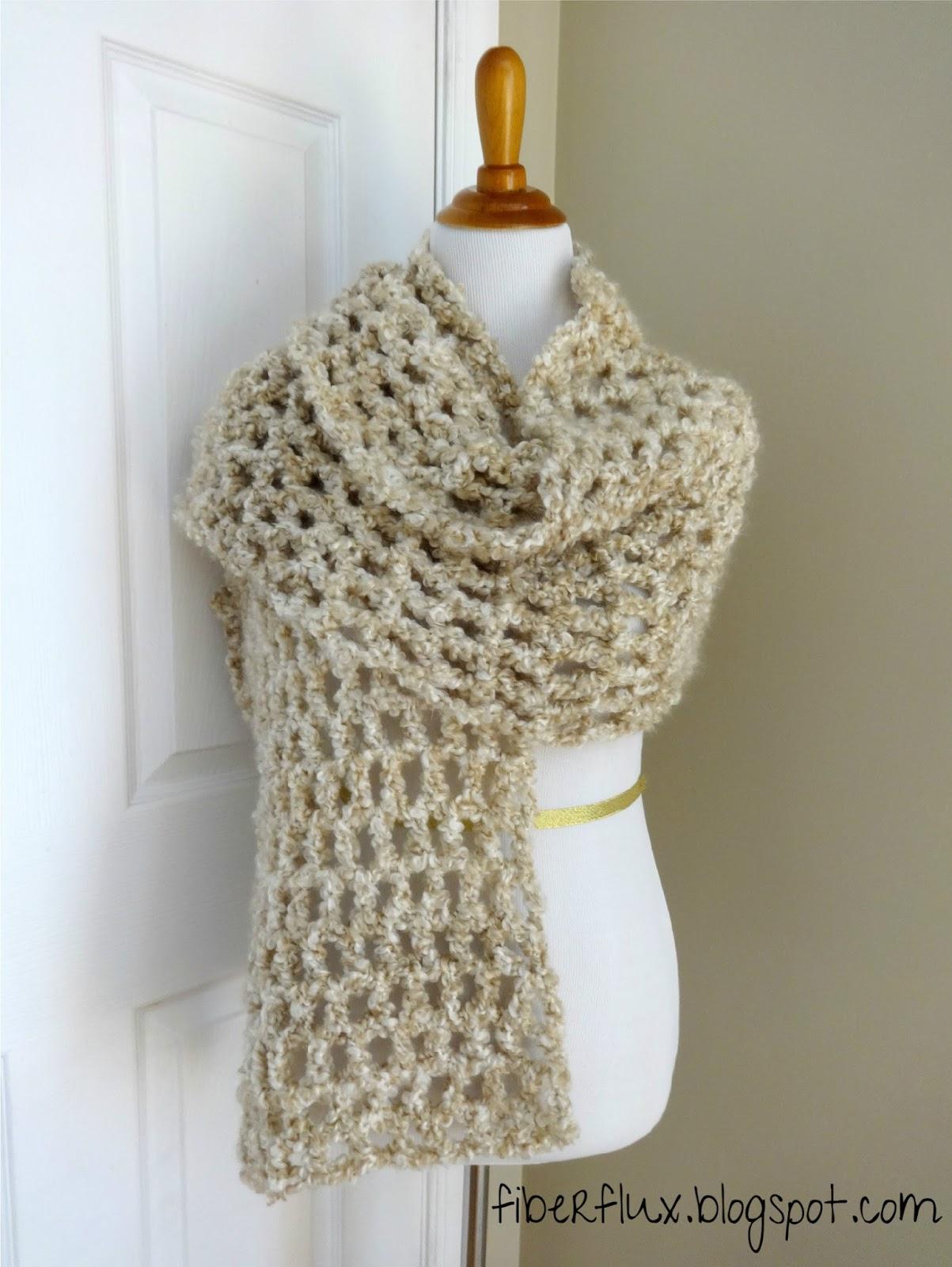 Fiber Flux: 20 Spectacular Crochet Shawls!