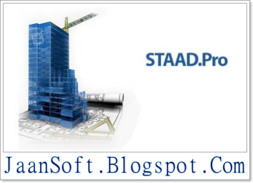 STAAD Pro V8i Download for PC 2017