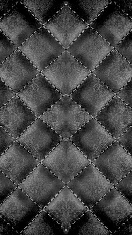 Black Leather Wallpaper Papirio