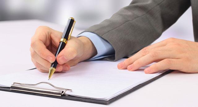 Gambar Contoh Surat Balasan Pengaduan Barang/Produk