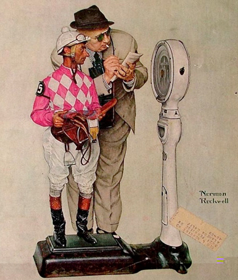 Muffler Delete Cost >> chippep: NORMAN ROCKWELL, part 3