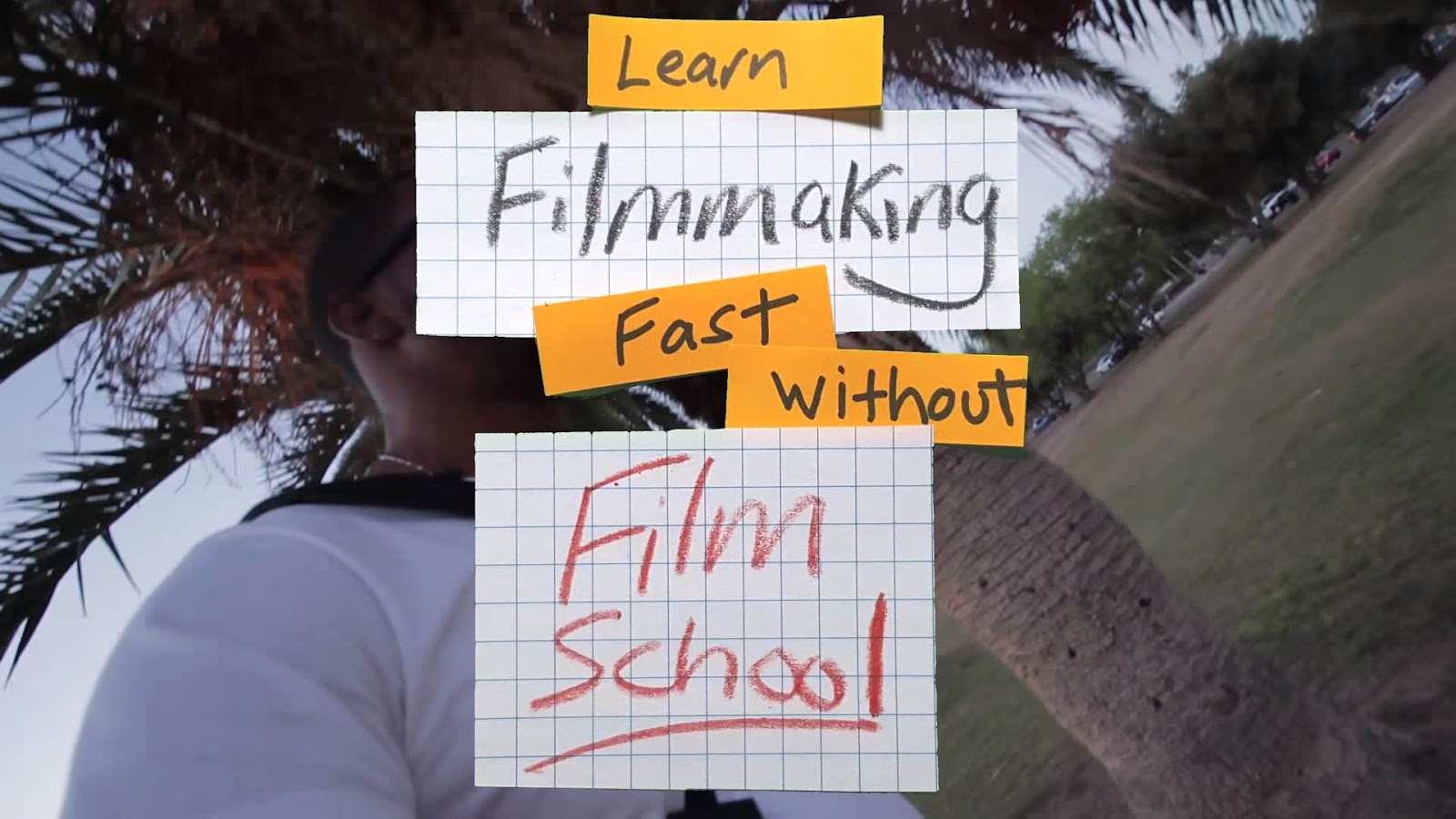 How to Learn Filmmaking FAST! - Without Film School