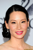 Lucy Liu 2011 CFDA Fashion Awards in NYC